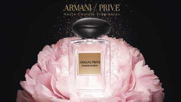 Armani Prive Fragrance Huate Couture