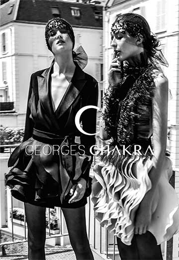 GEORGES CHAKRA FW 2018 19