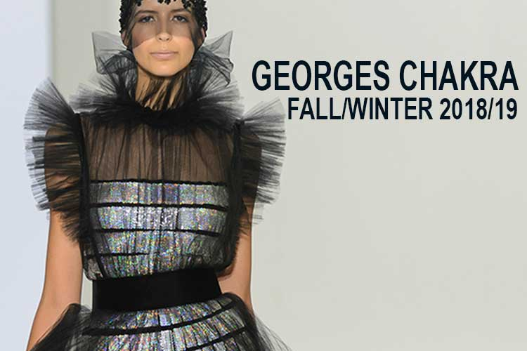 Georges Chakra FW 1819