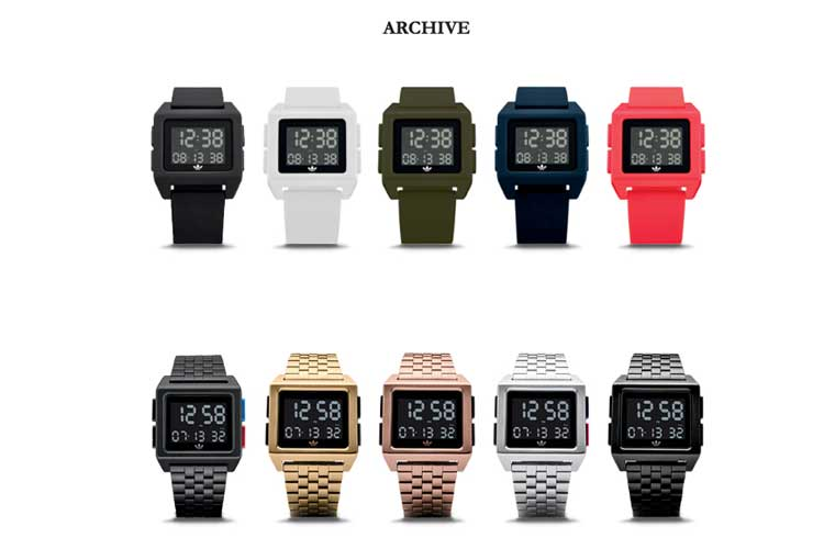 Adidas Originals Watches 1 03 19 6