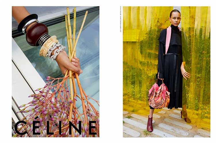 Celine resort collection 2018 into the sun 1