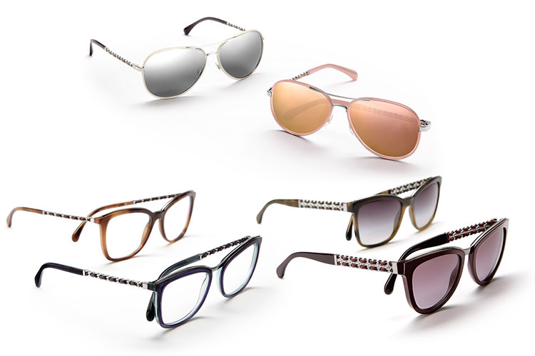 Chanel Coco Chain Eyewear Collection21ag16 5