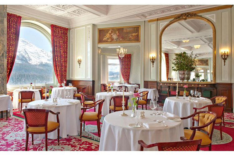 Exclusive glamour in St. Moritz 5