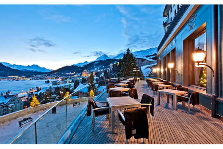 Exclusive glamour in St. Moritz 6