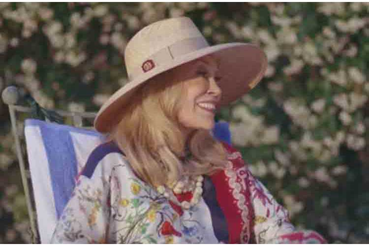 Faye Dunaway per Gucci Hollywood style21ag18 7