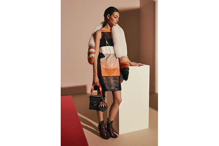 Fendi Pre Fall 2017 collection1 luglio17 1