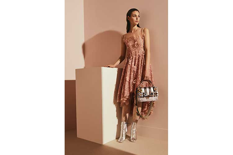 Fendi Pre Fall 2017 collection1 luglio17 10