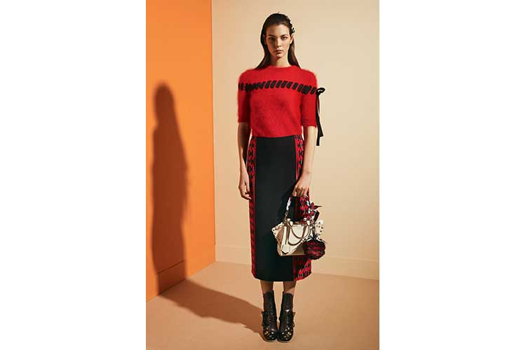 Fendi Pre Fall 2017 collection1 luglio17 2