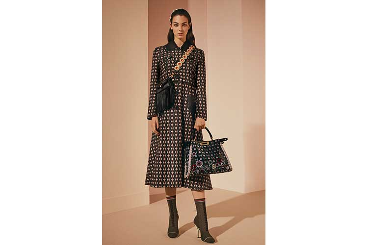 Fendi Pre Fall 2017 collection1 luglio17 3
