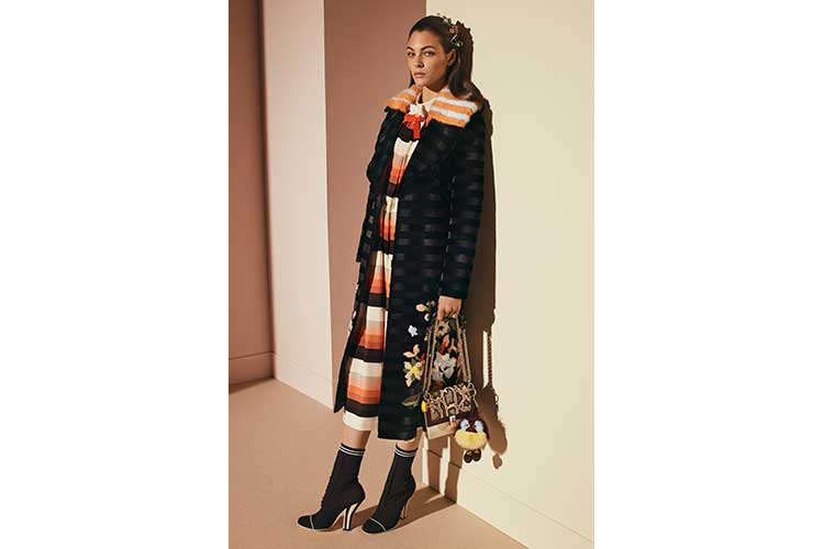 Fendi Pre Fall 2017 collection1 luglio17 4