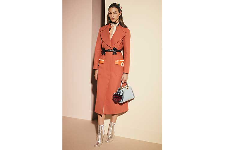 Fendi Pre Fall 2017 collection1 luglio17 5