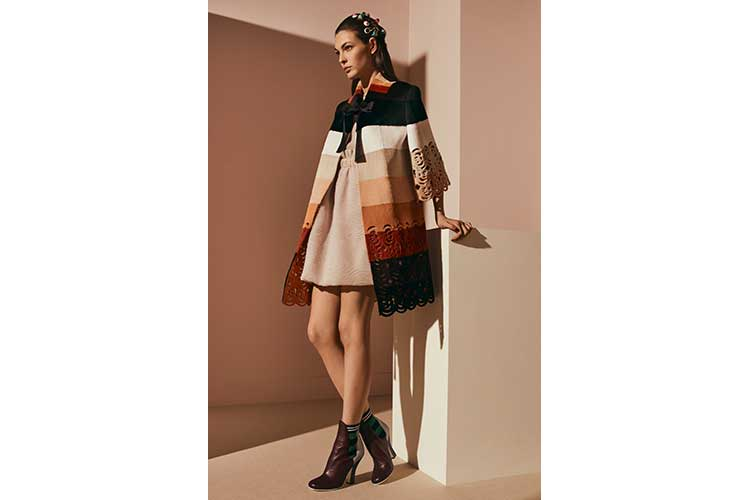 Fendi Pre Fall 2017 collection1 luglio17 6