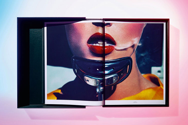 Glam glossy style by Mert and Marcus 11 12 17 4
