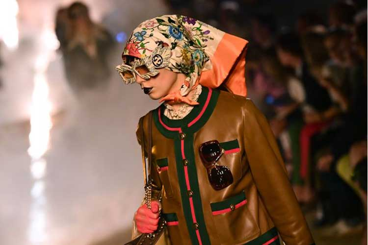 Gucci Cruise collection 2019 e addio a Milano4giu18 4