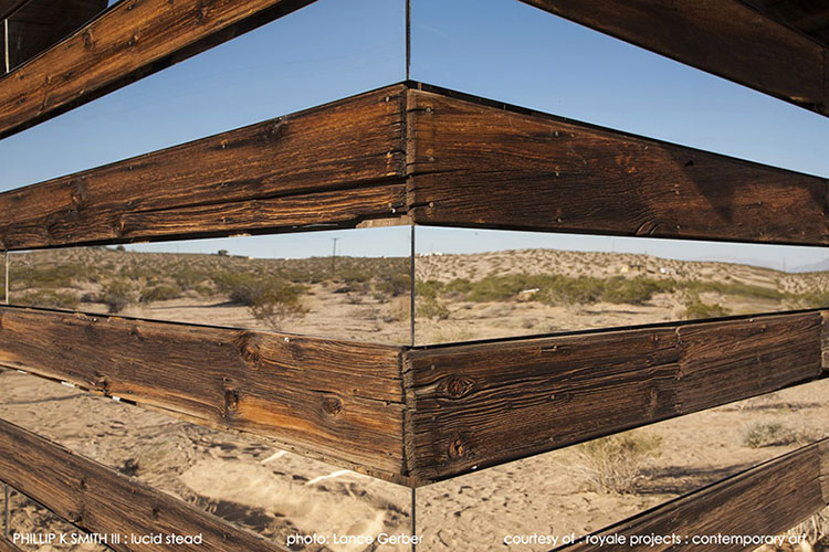 Lucid Stead by Phillip K Smith III 5