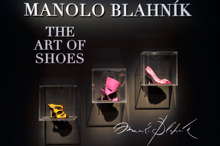 Manolo Blanhik and the art of shoes 19 12 17 1