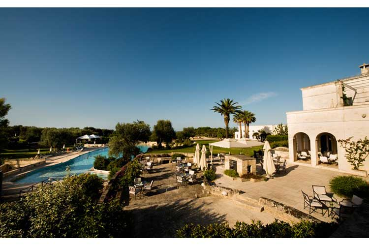 Masseria San Domenico Spa Thalasso Golf Resort 2