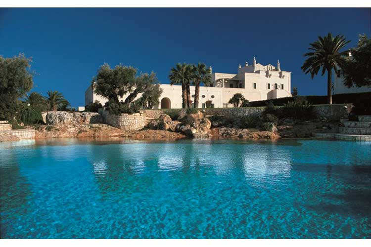 Masseria San Domenico Spa Thalasso Golf Resort 4