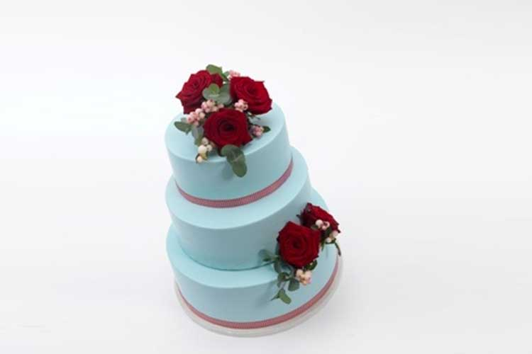 My exclusive Wedding Cake 31 09 17 4